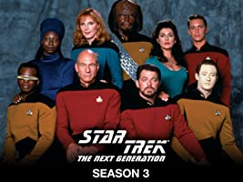 Star Trek: The Next Generation Season 3 [HD]