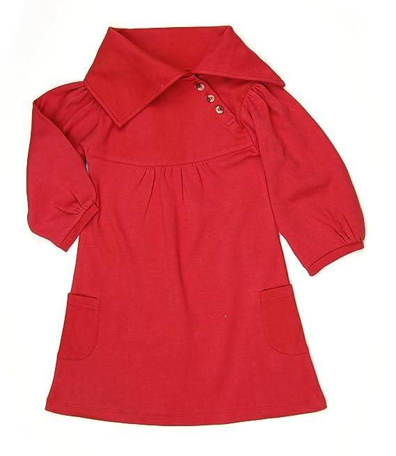 Kate Quinn Organic Long Sleeve Lounge Dress Essentials Collection