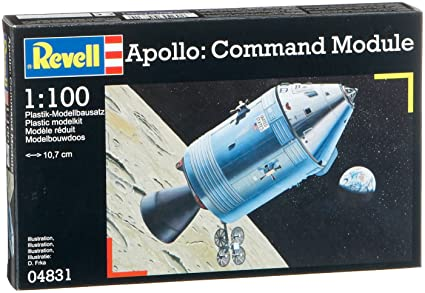 Revell - 04831 - Maquette - Apollo Command Module