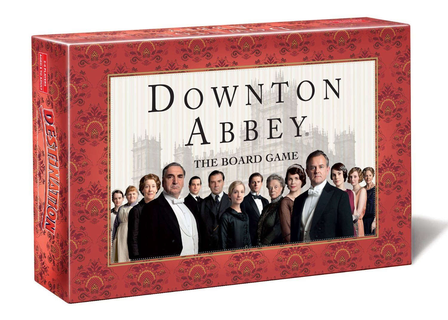 Buy Downton Abbey Board Game Now!
