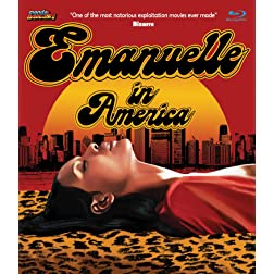 Emanuelle in America [Blu-ray]