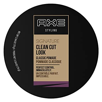 AXE Clean Cut Look Pomade, Classic 2.64 oz (Pack of 3)