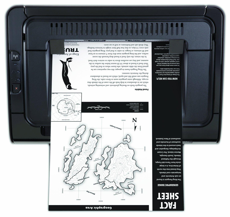 HP LaserJet Pro P1102W Mono Laserdrucker