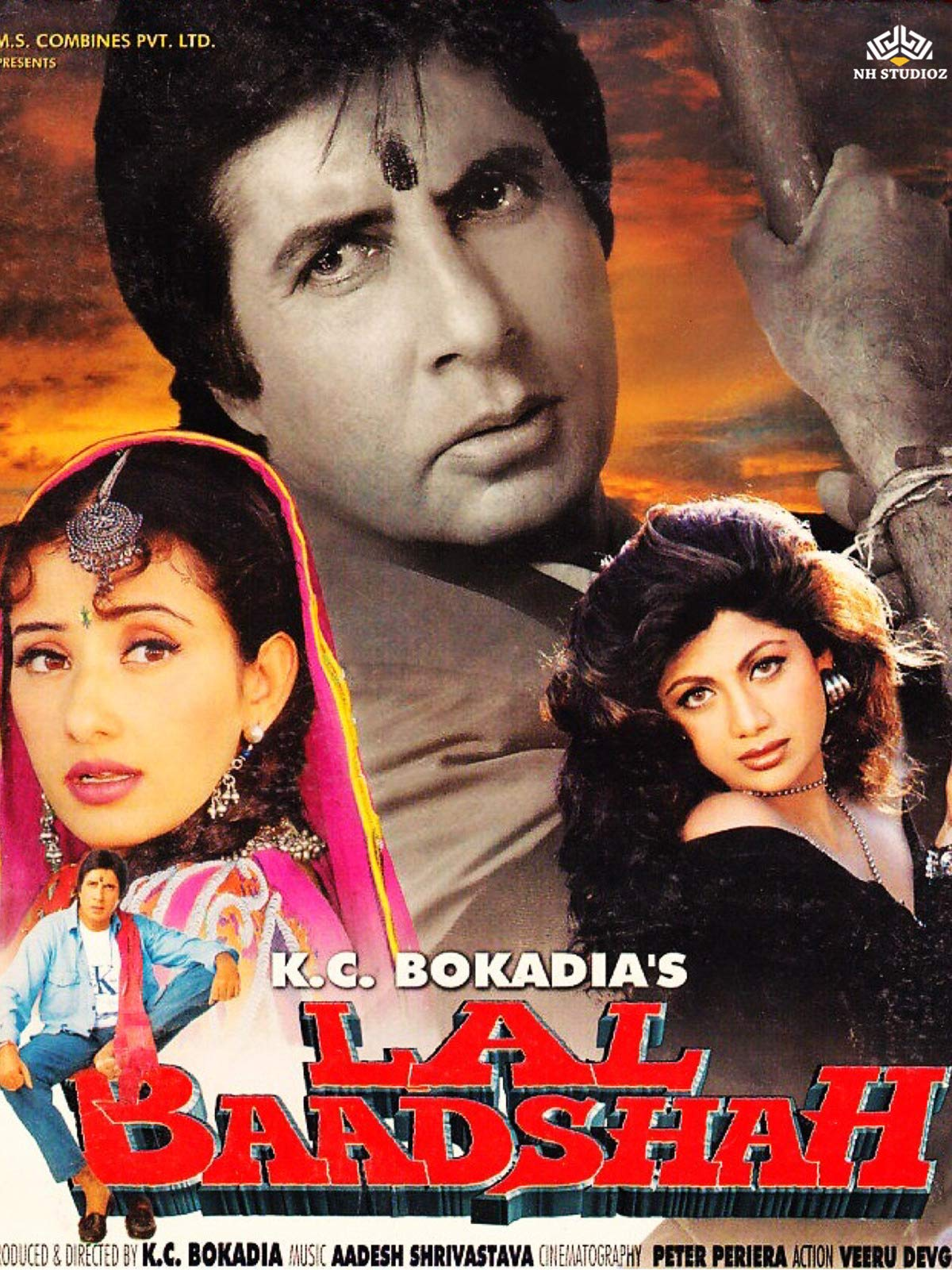 Lal Baadshah on Amazon Prime Instant Video UK