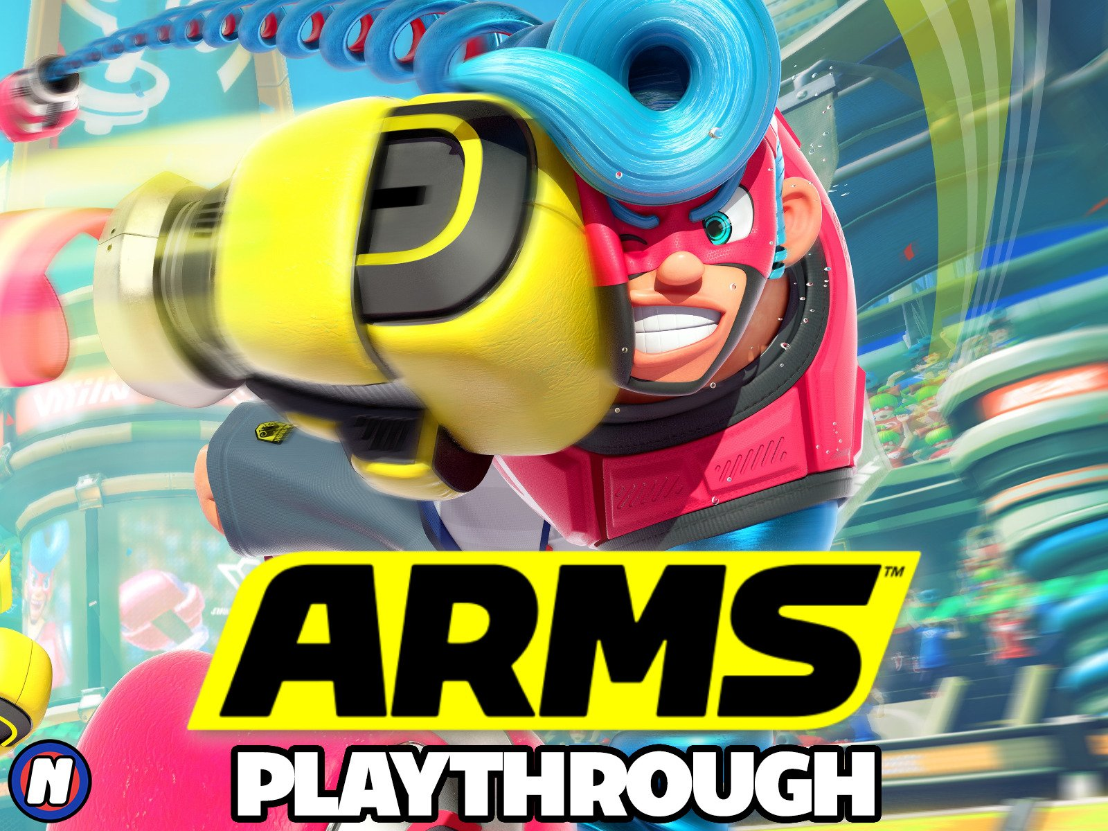 Clip: Arms Playthrough - Season 1