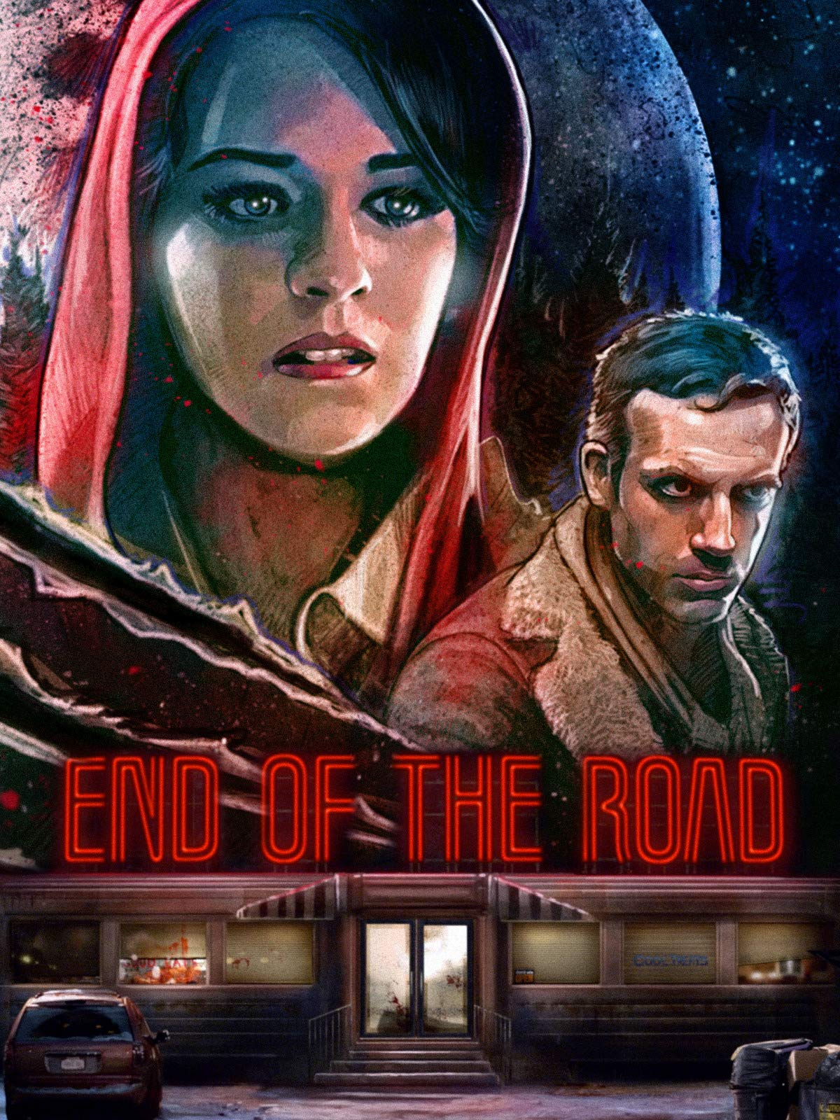 End of the Road on Amazon Prime Instant Video UK