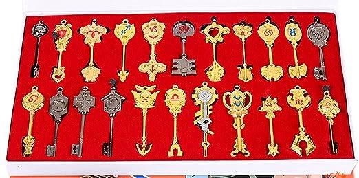 Lucy Fairy Tail Keys 81uroqp27sl._sx522_.jpg