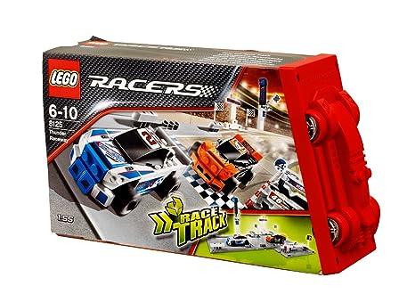 LEGO - 8125 - Jeu de construction - Racers - Thunder Raceway