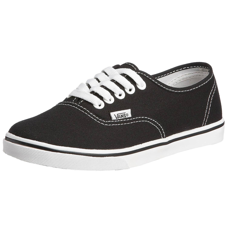Vans U AUTHENTIC LO PRO BLACK/TRUE WHIT