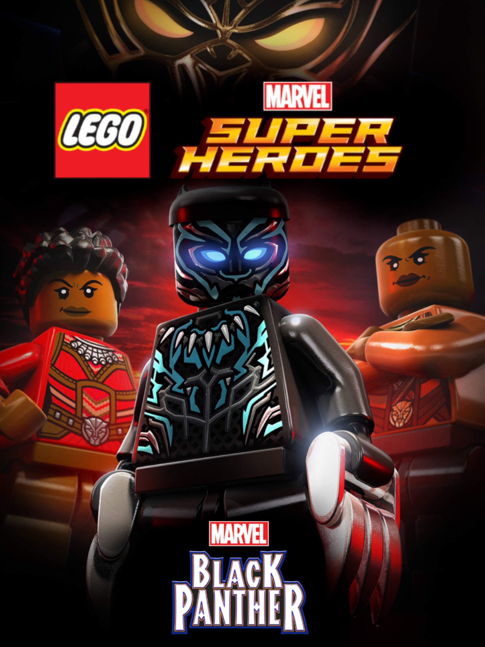 LEGO Marvel Black Panther on Amazon Prime Video UK