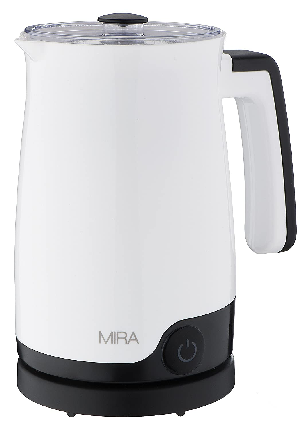 MIRA Automatic One Touch Electric Milk Frother, Warmer, Foam Maker