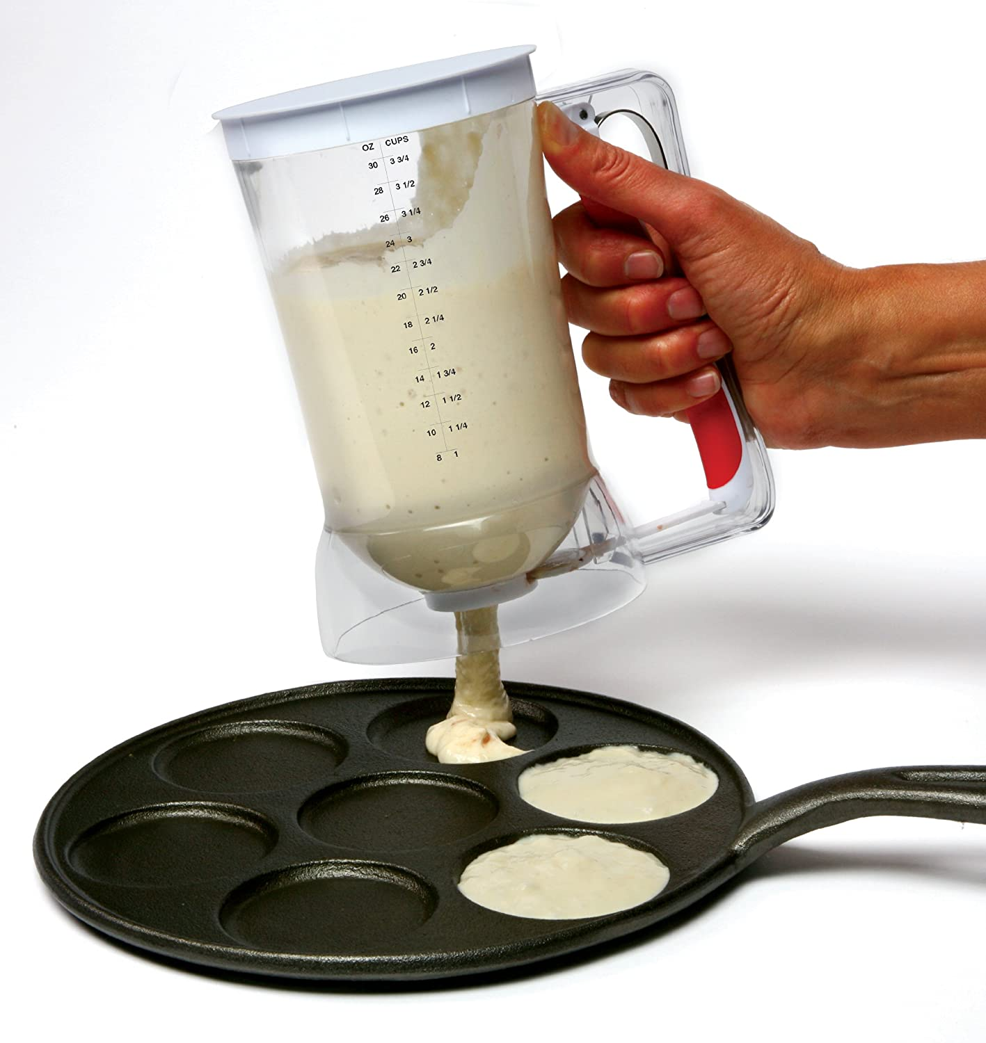Norpro 4-Cup Batter Dispenser