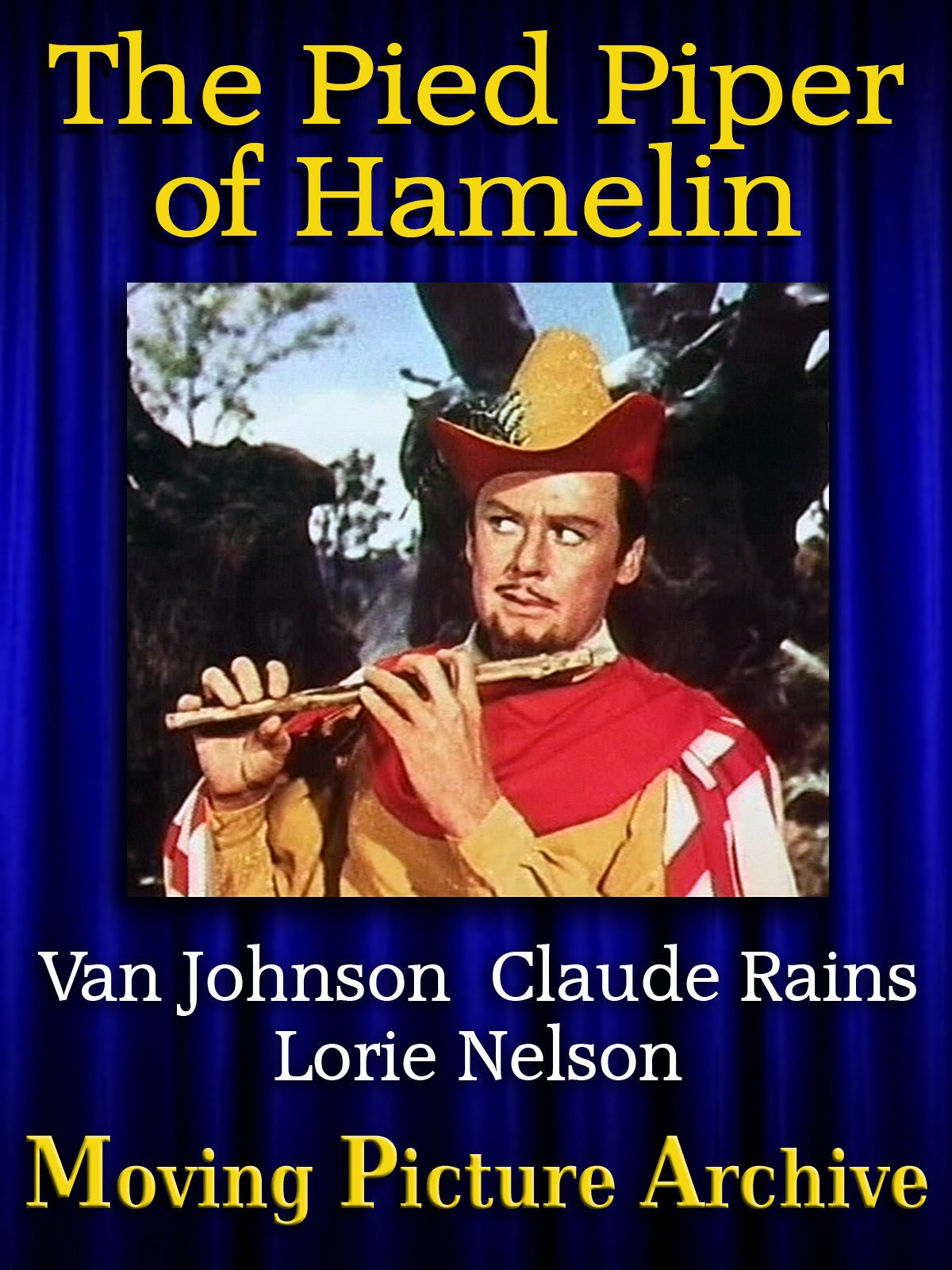 Pied Piper of Hamelin - 1958 - Color