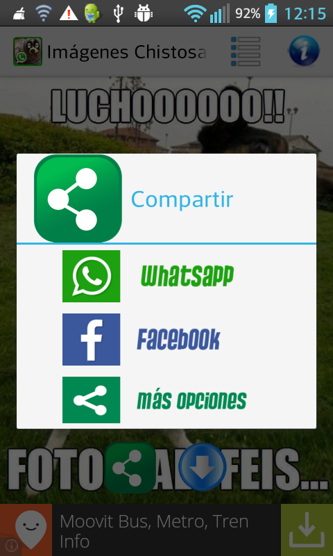 Amazon.com: Imágenes Chistosas Whatsapp: Appstore for Android