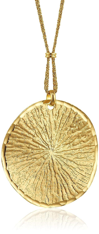 Nomination Damen-Kette mit Anhänger NINFEA 925 Silber teilvergoldet 50 cm – 142821/008 günstig bestellen
