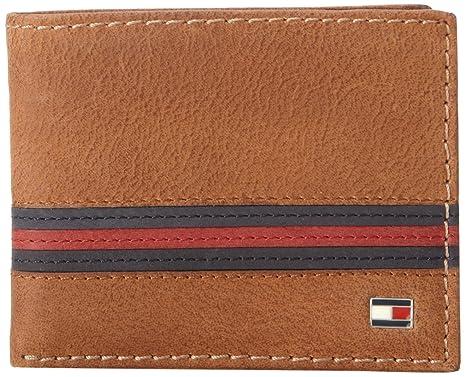 Tommy Hilfiger Men's Yale Passcase Billfold-奢品汇 | 海淘手表 | 腕表资讯