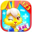 Wonder Bunny Math Race: 1st Grade App for Numbers, Addition and Subtraction by Fantastec Oy