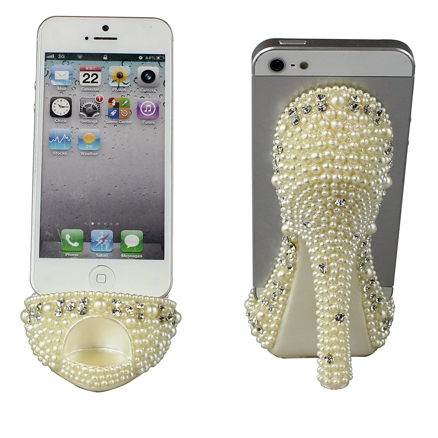 shoe cell phone holder