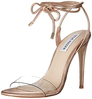Steve Madden Women's Lyla Dress Sandal at amazon