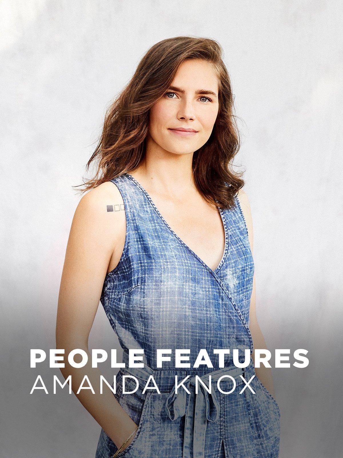People Features: Amanda Knox