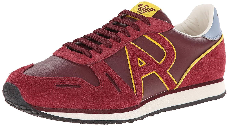 Armani Jeans Men's Logo RS Fashion Sneaker