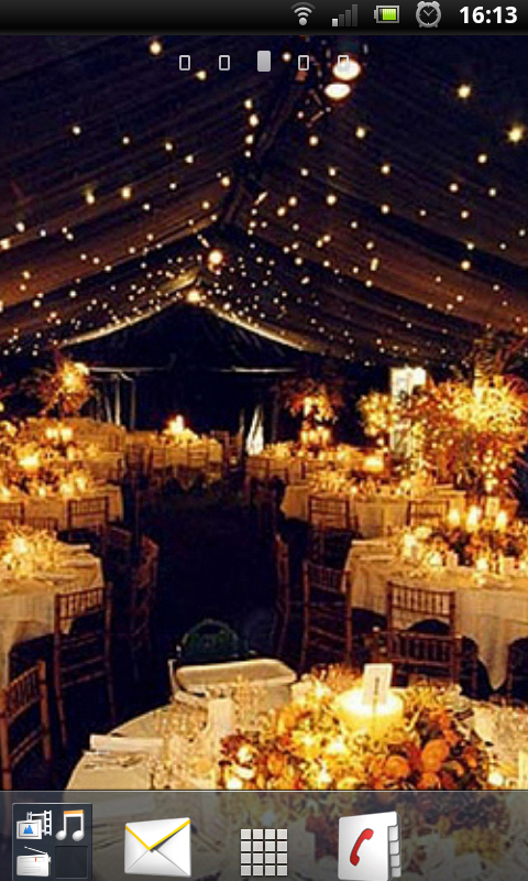 wedding reception ideas appstore for android