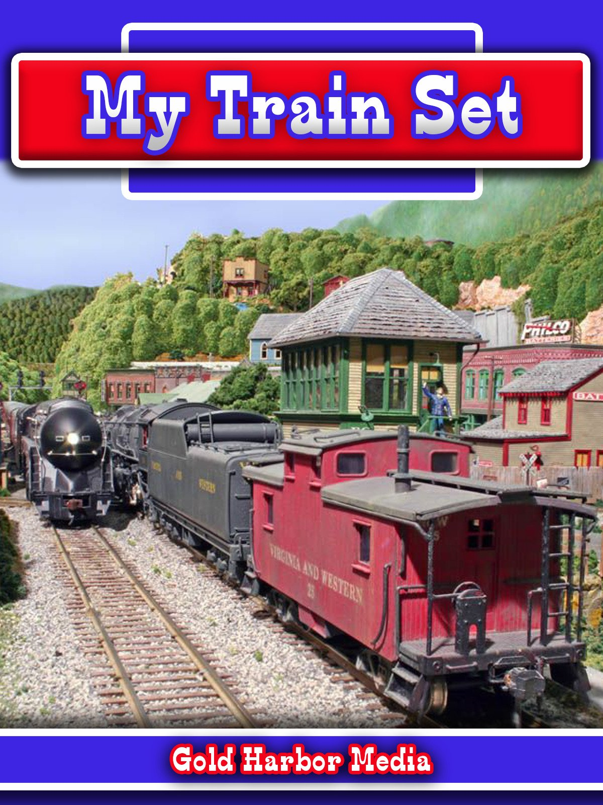 My Train Set on Amazon Prime Instant Video UK