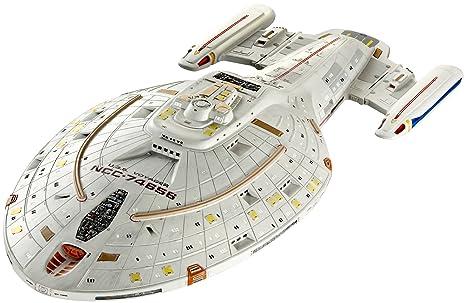 Revell - 4801 - Maquette Classique à Peindre et à Coller - U.S.S. Voyager - Star Trek
