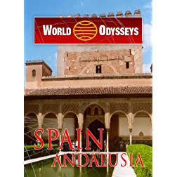 World Odyssey's Andalusia Spain