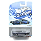 65 Mustang (12 of 30) Hot Wheels Spectrafrost 2013 Cool Classics Die-Cast Vehicle