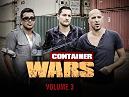 Container Wars Season 3 [HD]