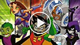 CGR Undertow - TEEN TITANS Review for Nintendo GameCube