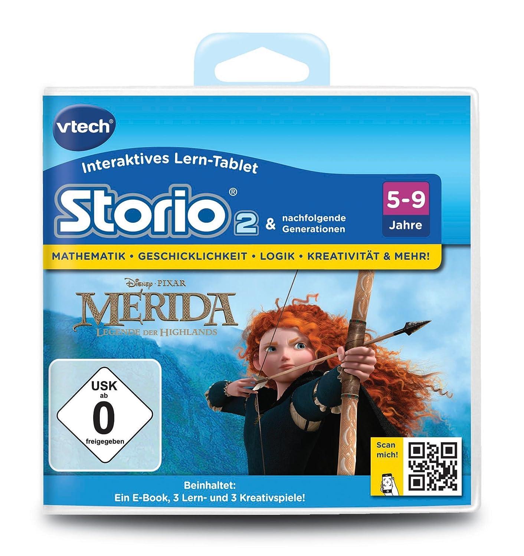 VTech 80-231404 – Lernspiel Merida – Legende der Highlands (Storio 2, Storio 3S) günstig kaufen