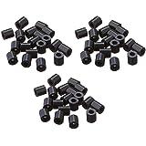 Perler Beads 80-14069 2000 Mini Beads, Black (3 Pack) (Tamaño: 3 Pack)