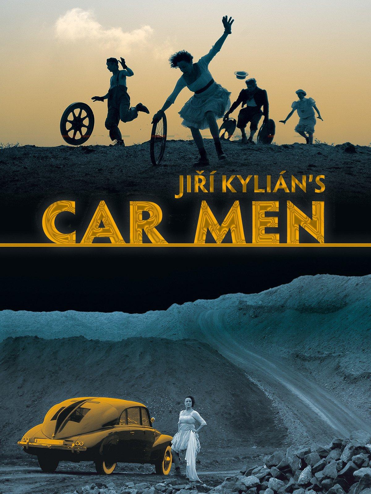 Jiří Kylián's Car Men