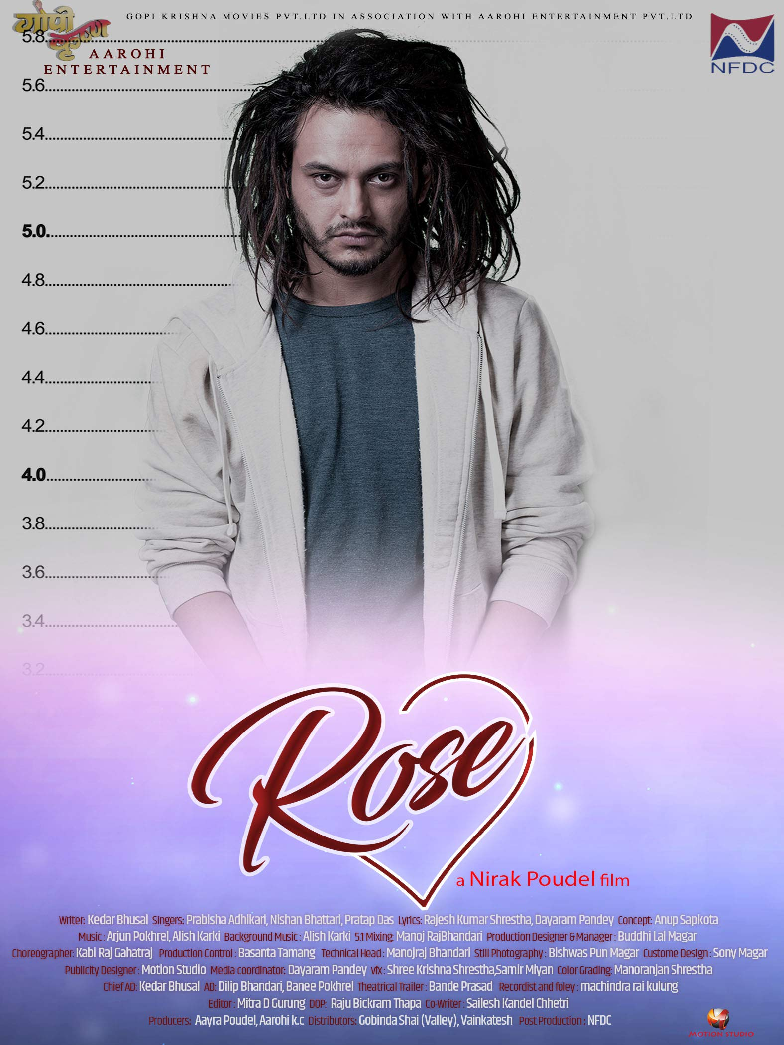 Rose on Amazon Prime Video UK