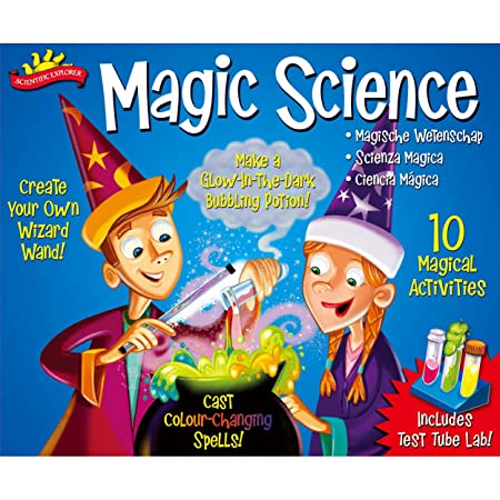 Galt - G247F - Jeu Éducatif et Scientifique - Magic Science