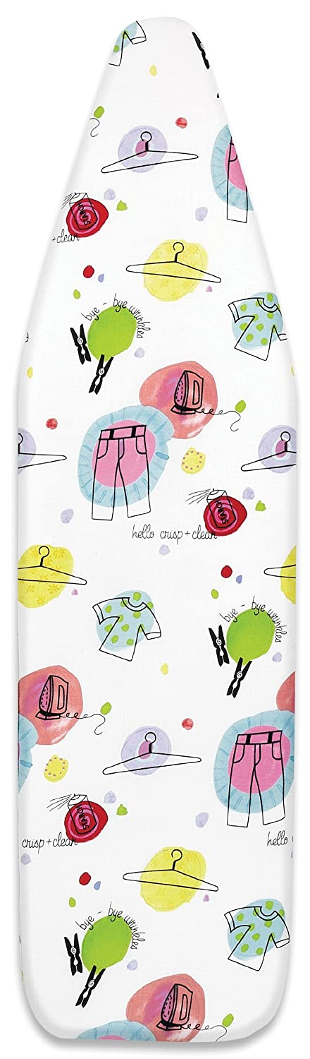 Whitmor 6325-833: Deluxe Ironing Board Cover with Colorful Characters