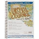 Strathmore 400 Series Visual Watercolor Journal, 140 LB 9