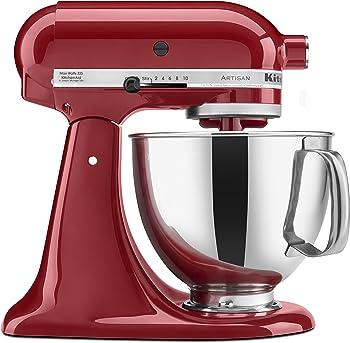KitchenAid KSM150PS 5-Quart Stand Mixer + $75 Kohls Cash