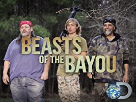 Beasts of the Bayou Season 1 [HD]