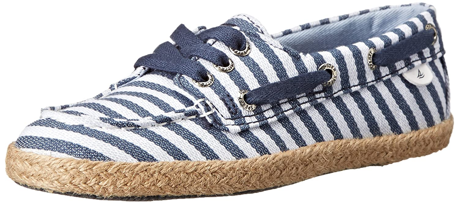 Sperry Top-Sider Cruiser Boat Shoe (Toddler/Little Kid/Big Kid) sperry top sider bahama boat shoe little kid big kid