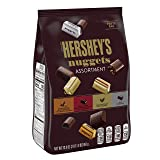 HERSHEY'S Nuggets Chocolate Candy Assortment, 33.9 Ounce Bulk Candy (Tamaño: 33.9 - Ounce)