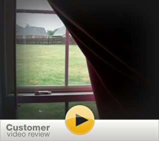 thermal blackout curtains video review