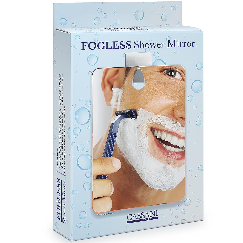 life 39 s perception inspiration fogless shower mirror. Black Bedroom Furniture Sets. Home Design Ideas