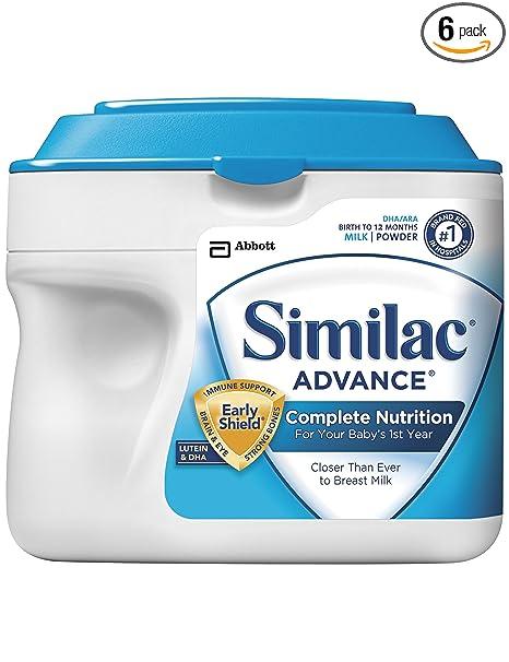 美亚奶粉直邮,Similac 美国雅培金盾含铁1段配方奶粉