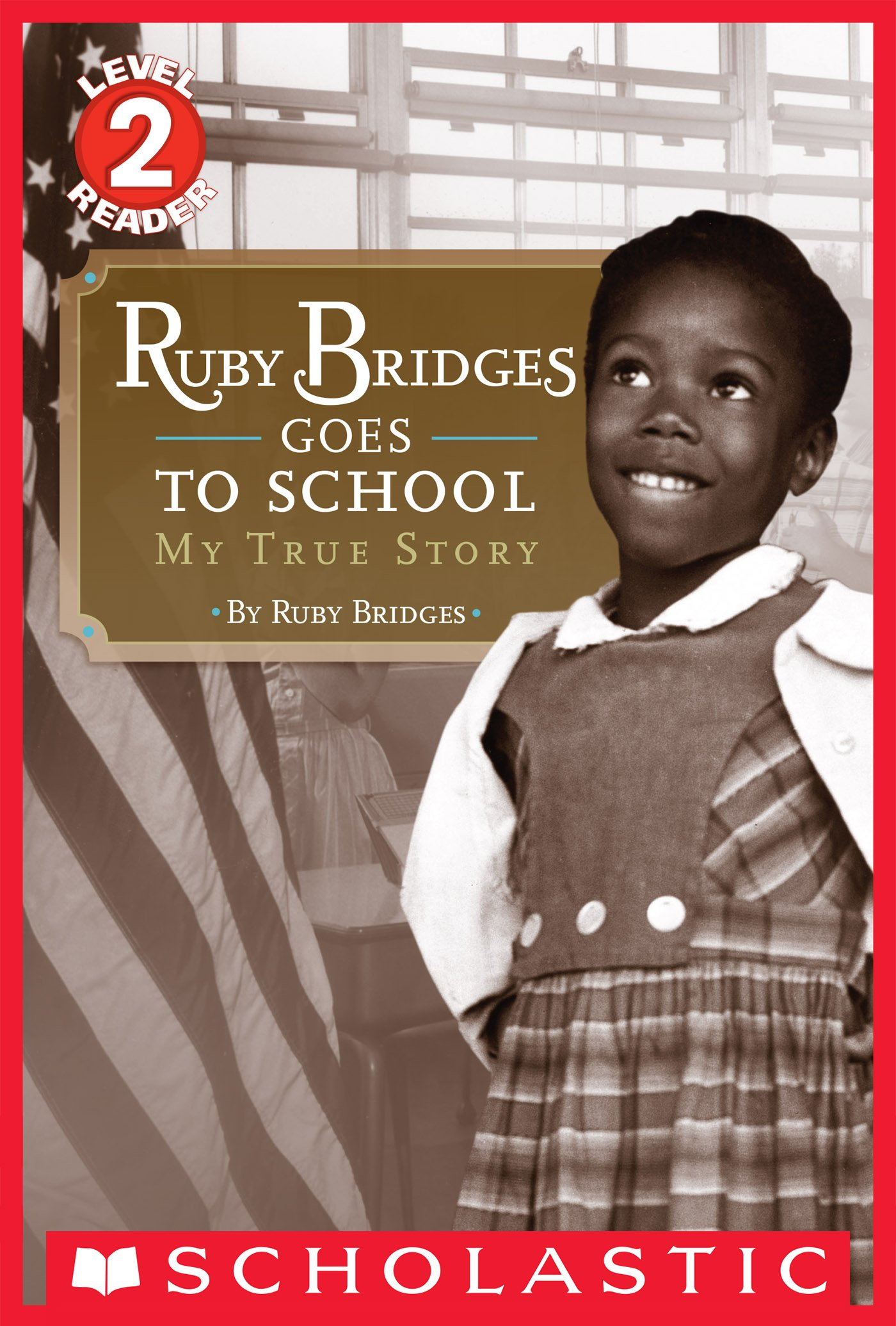 ruby bridges Ruby bridges is best known for being the first black child to attend an all-white school she didn't stop there, though ruby went on to work actively in the civil rights movement, and her contribution to society lives on.