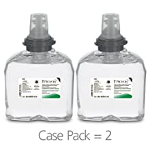 Provon 5382-02 TFX Green Certified Foam Hand Cleaner, 1200 mL (Case of 2)
