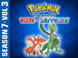 Pok�mon the Series: Ruby and Sapphire Season 7 Vol. 3