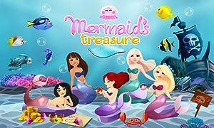 Mermaid's Treasure - Dress Up, Decoration & Ocean Animals from TutoTOONS